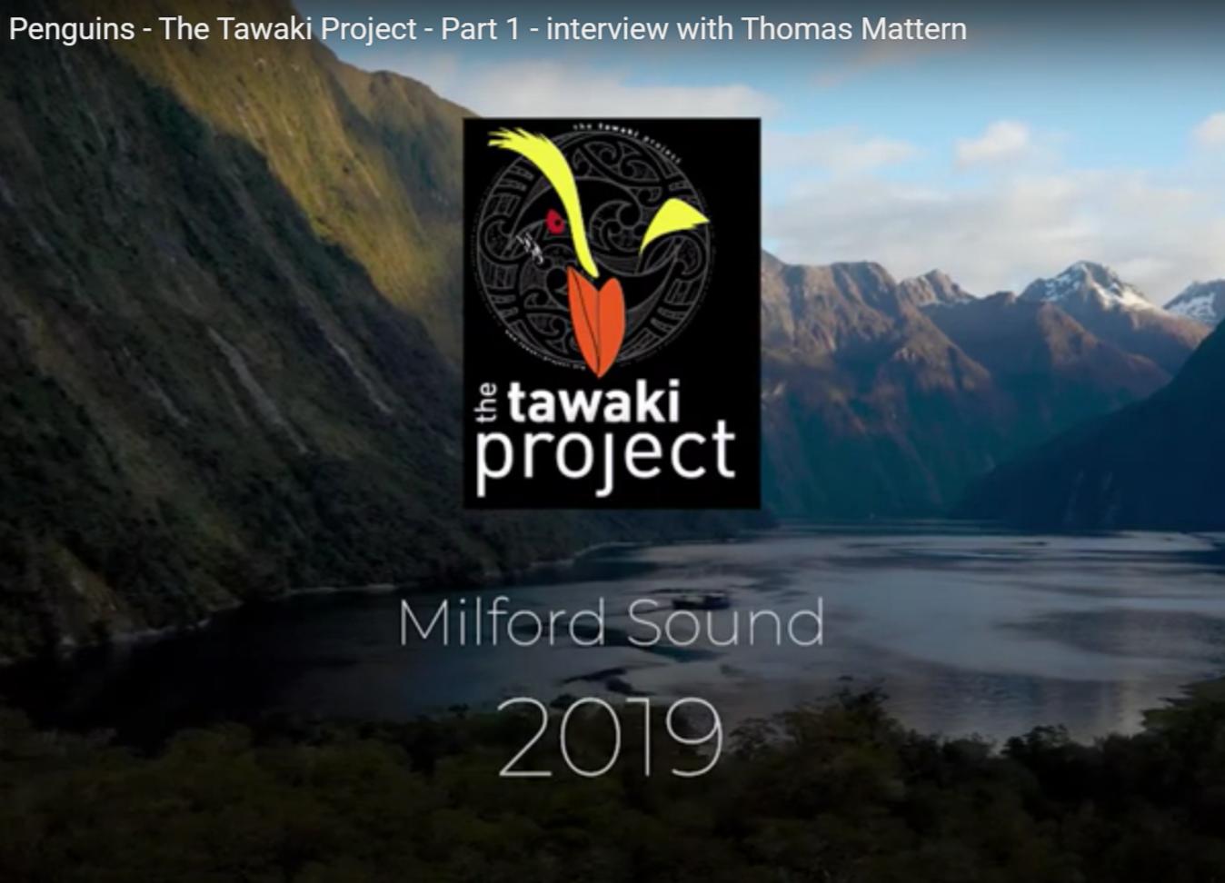 Tawaki Project snip