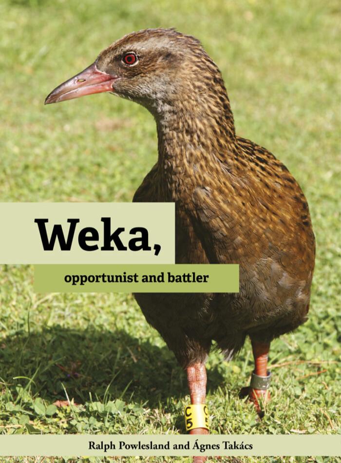 weka book cover
