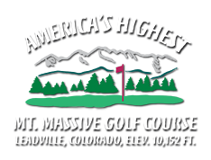 America's Highest Mt. Massive Golf Course