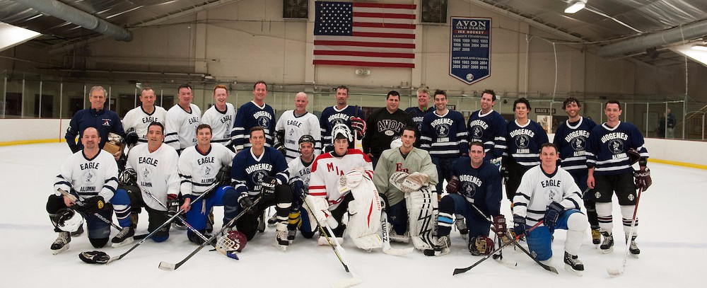 You're Invited: 45th Alumni Hockey Game