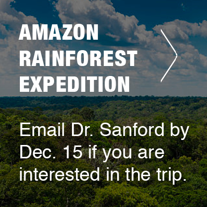 Amazon Rainforest Expedition