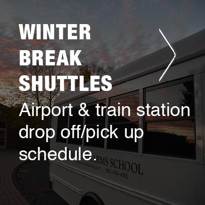 Winter Break Shuttles