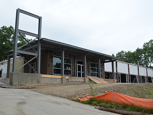 Field House Renovation 1