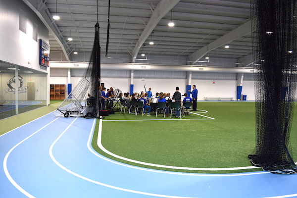Field House Opening
