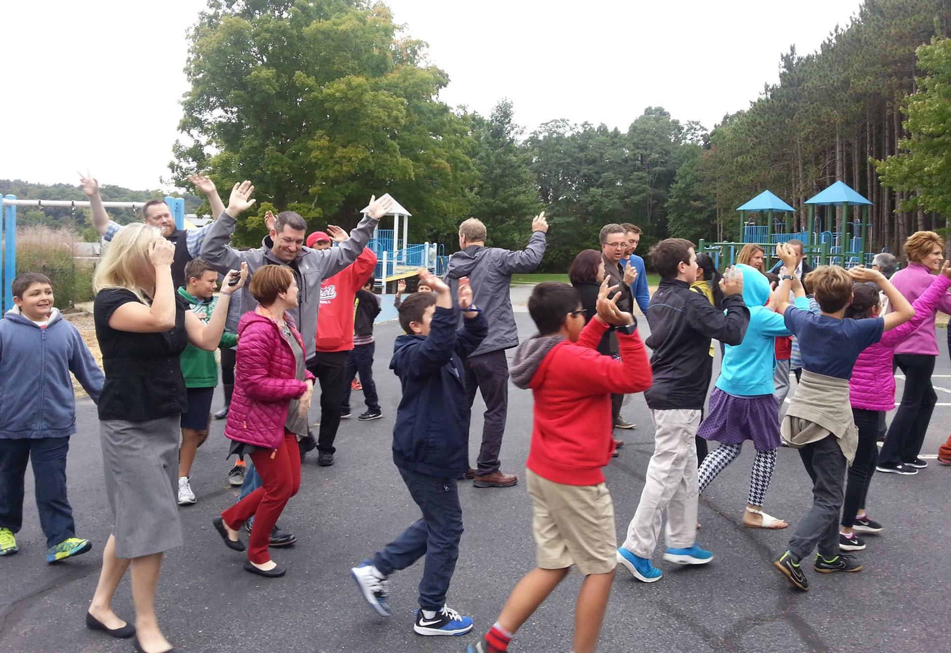 5th grade students & parents