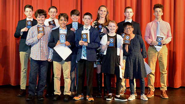 MS Winter Sports Awards