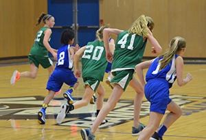 MS Basketball Social