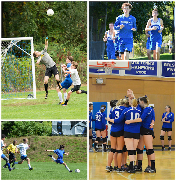 Scenes from Bulldogs Fall Season
