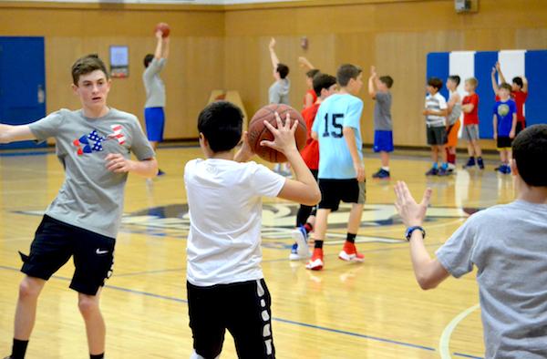 Bulldogs Basketball Camp
