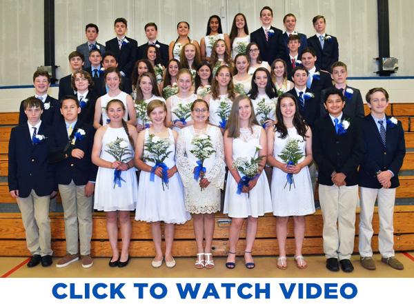 LS/MS Closing & 8th Grade Graduation