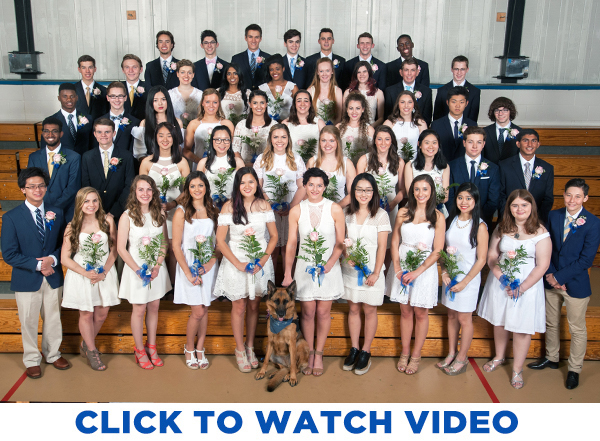 Class of 2017 Commencement