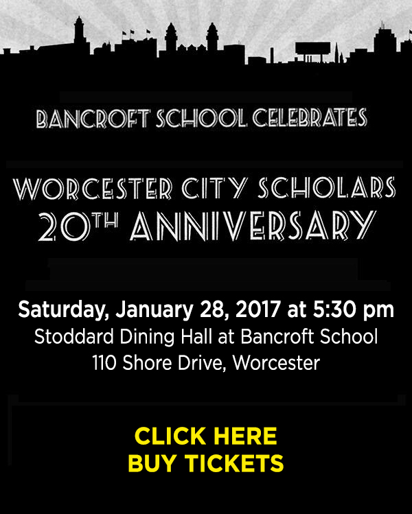 Worcester City Scholars 20th Anniversary