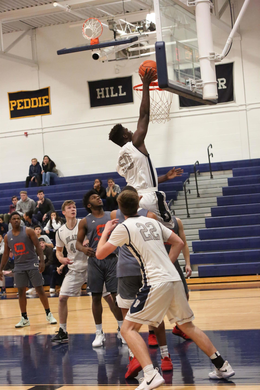 2017 Boys' Varsity Basketball