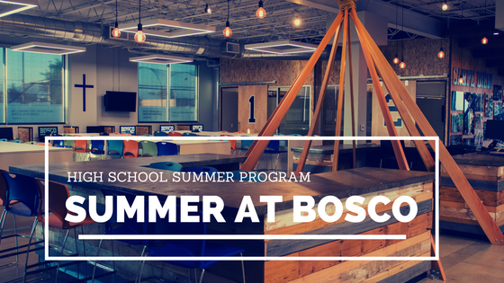 summer at bosco