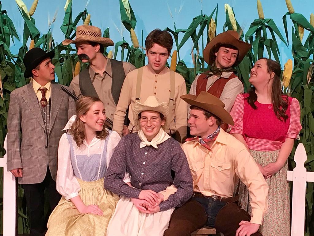 Oklahoma Cast