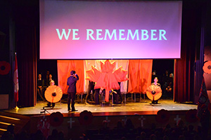 Remembrance Day Liturgy