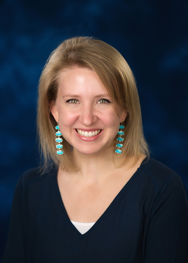 Principal Jessica Brown