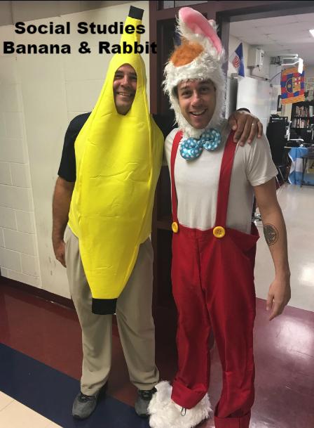 Social Studies Banana and Rabbit
