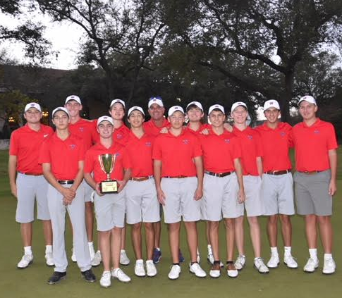 Varsity Golf 4th Ryder's Cup Win