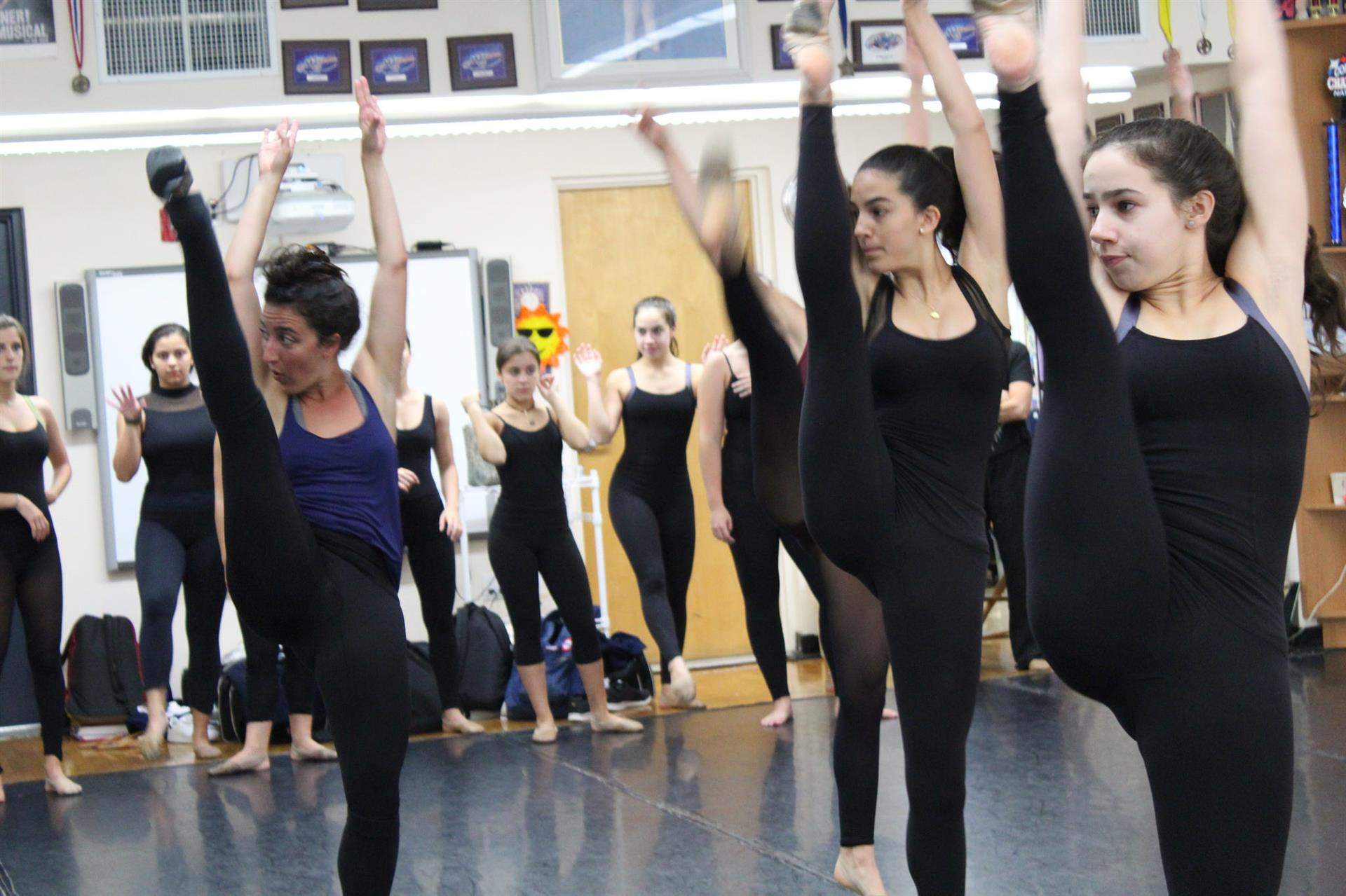 On Your Feet Audition Workshop