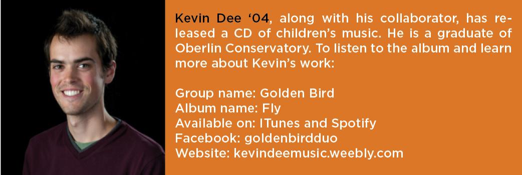 Kevin Dee '04