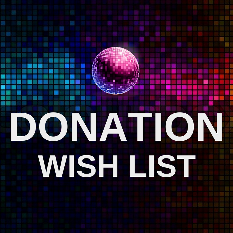Donation wish list download