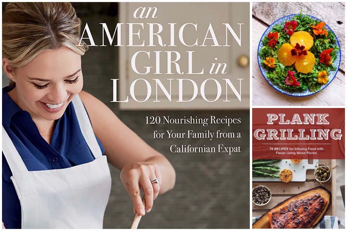 Cookbook collage