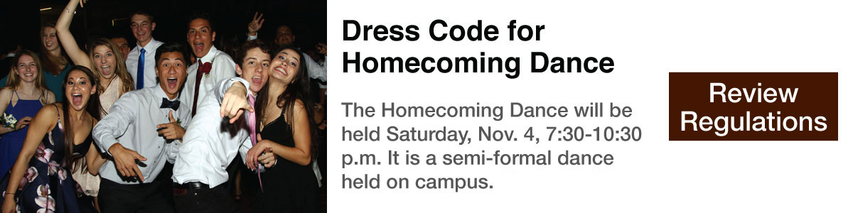 Semi Formal On Campus Dance Dress Code Regulations Formal Off Campus