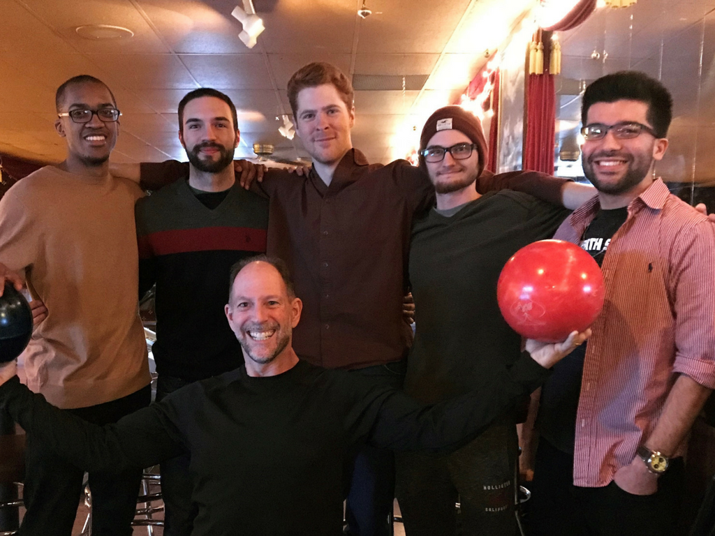 In-College Bowling Party 2018