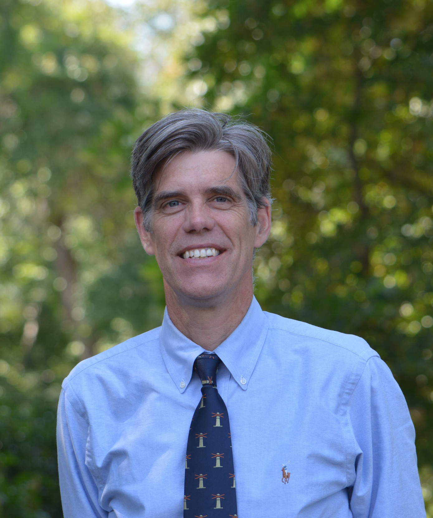 Photo of Tim Delehaunty, Head of School