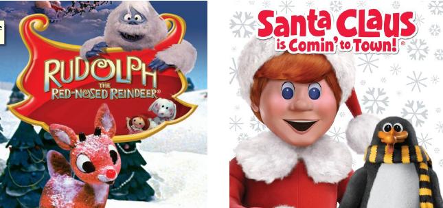 Rudolph and Santa Claus Movie Image