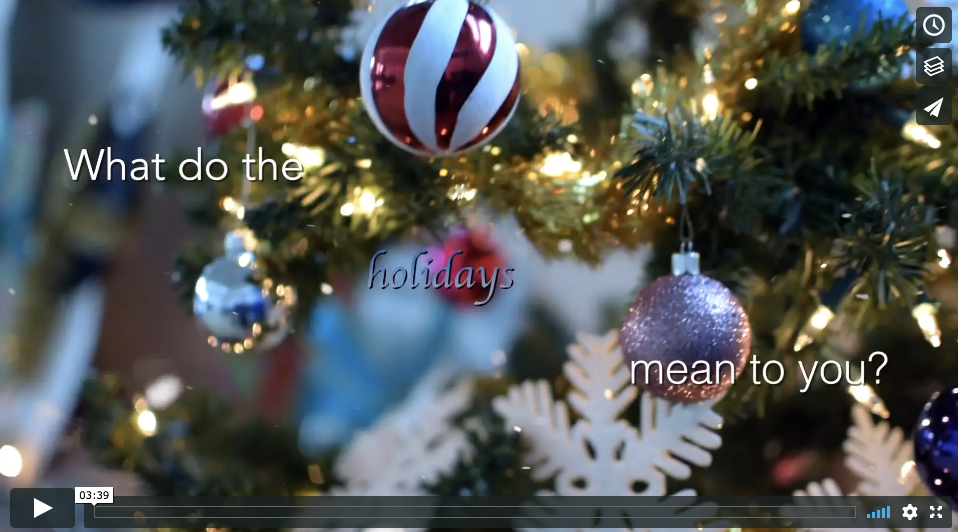 Video Holiday Greetings From Woodland School Upcoming Admission