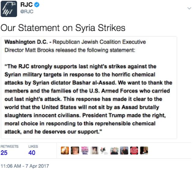 Syria Tweet