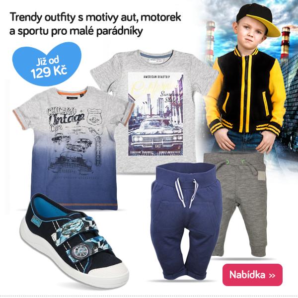 Dětské sportovní oblečení
