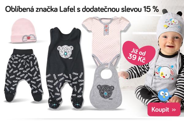 Dětské oblečení Lafel