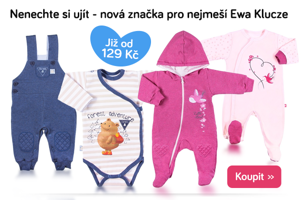 Ewa Klucze dětské oblečení