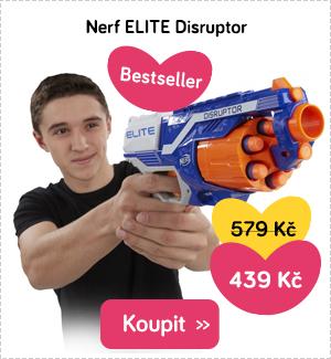 Pistole Nerf Elite Disruptor