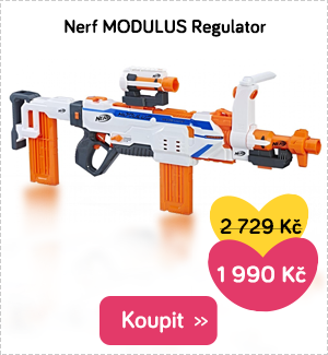 Pistole Nerf Modulus Regulator