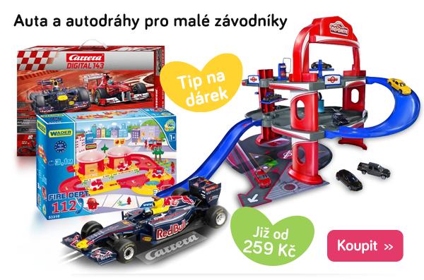 Dětské autodráhy