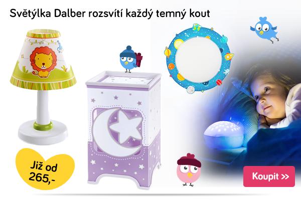 Dětská světla Dalber