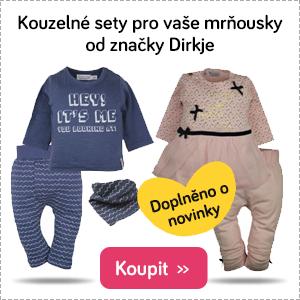 Dětské oblečení Dirkje