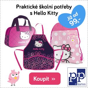 Školní potřeby Hello Kitty