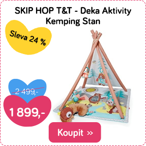 Hrací deka Skip Hop Stan