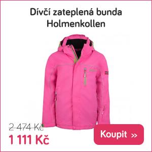 Dětská zimní bunda Holmenkollen