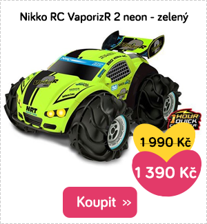 Auto Nikko RC VaporizR 2
