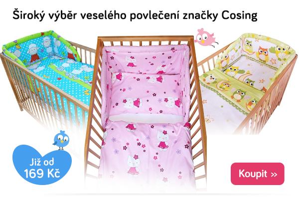 Dětské povlečení Cosing