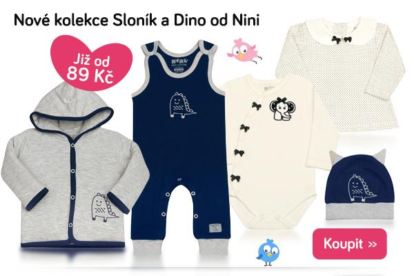 Dětské oblečení Nini Dino