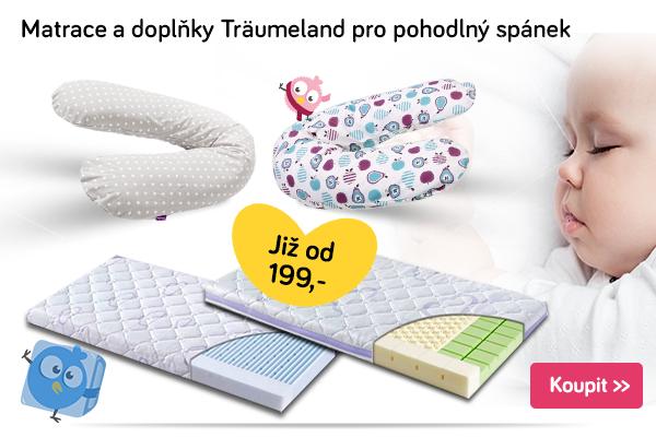 Dětské matrace Träumeland
