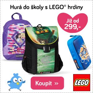 Školní potřeby LEGO