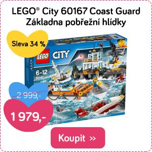 LEGO City Základna pobřežní hlídky